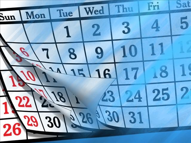 Calendario delle Attività Sportive FSSI S.S. 2015-2016