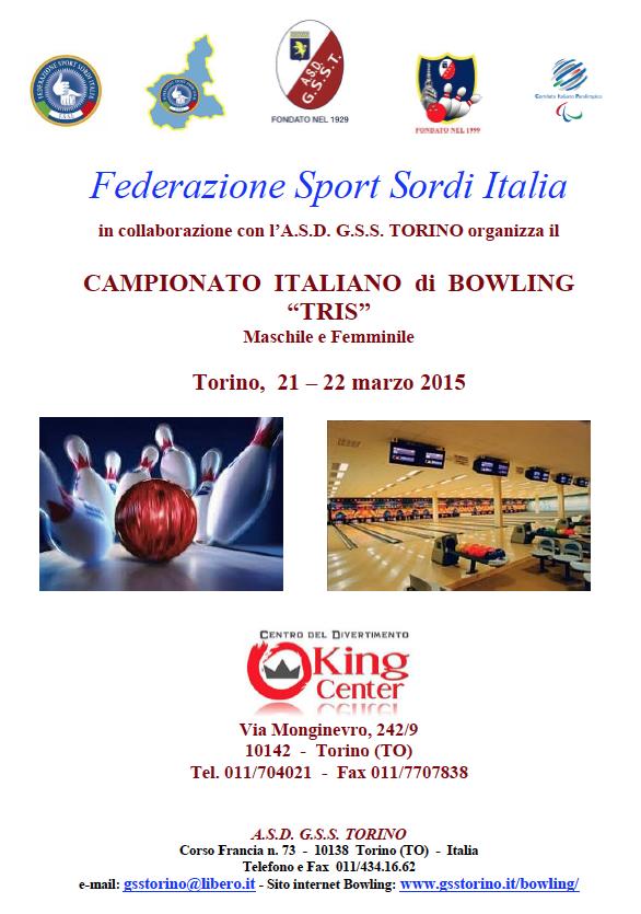 Dal 20 al 22 Marzo 2015 si svolgerà presso il centro KING CENTER di Torino 6b50bbb42add5