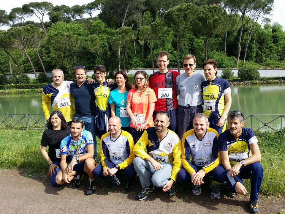 Risultati e foto del Campionato FSSI di Orientamento svoltosi a Roma