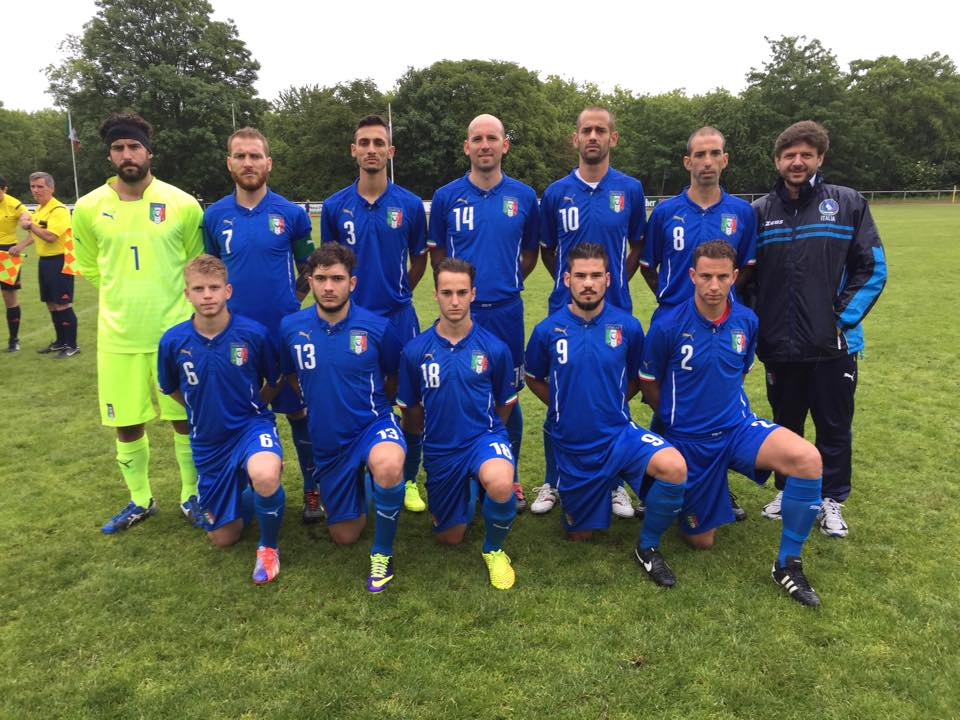 Eurodeaf Football 2015: Italia – Croazia 1-0