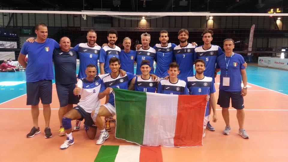 9th EC Volleyball/M – Italia vs Polonia 3-0