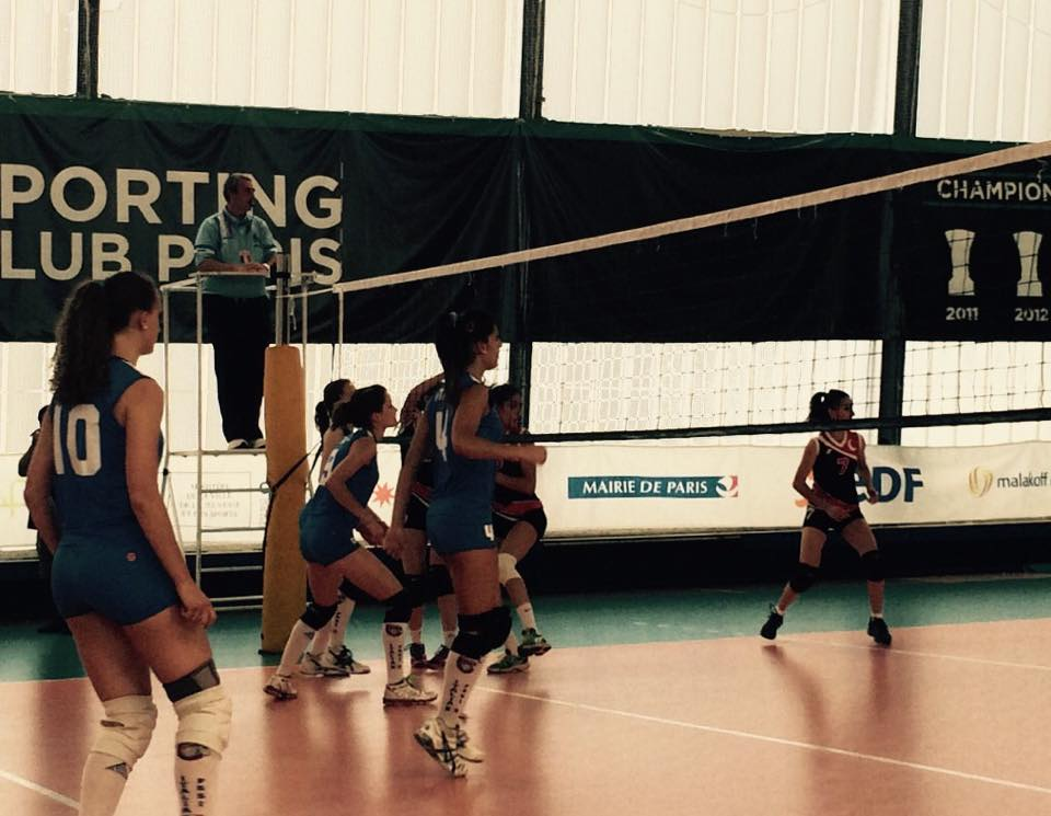 9th EC Volleyball/F – Italia vs Turchia 1-3