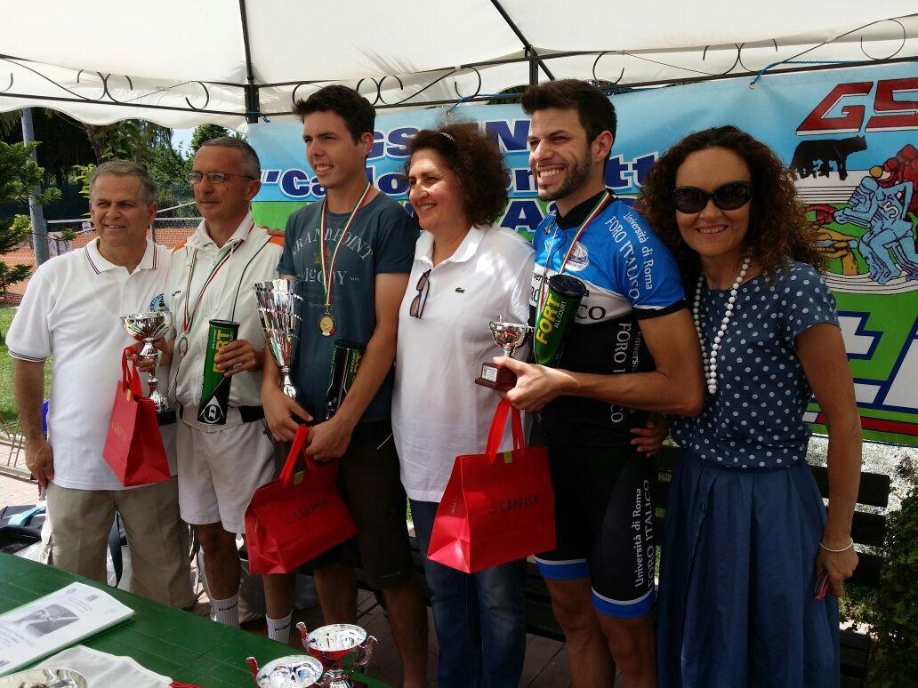 Risultati e foto del Campionato Italiano FSSI di Tennis svoltosi nei giorni 19-21 Giugno