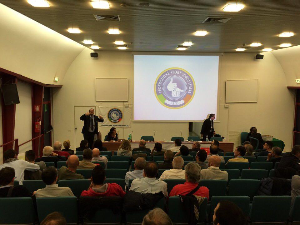 Il 21 Novembre è stato approvato il nuovo Statuto FSSI