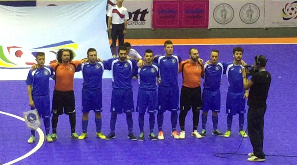 World Deaf Futsal 2015/M – Italia vs Brasile 6-0