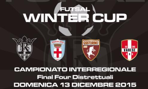 13 Dicembre, Cornaredo (MI). Final Four Distrettuali di Calcio A5