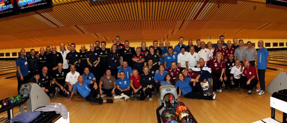 """Risultati e foto del Campionato FSSI di Bowling """"singolo"""""""