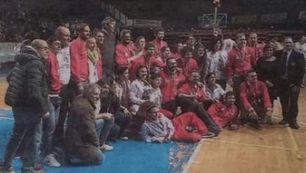 Doppio bronzo per l'Asd maschile e femminile All'Eurocup di Bergamo festeggiano i pesaresi