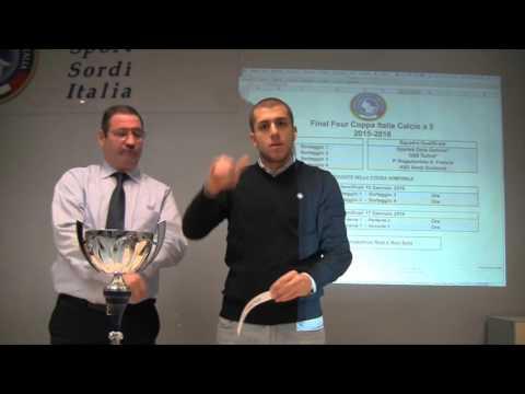 Sorteggio – Coppa Italia Calcio A5/M