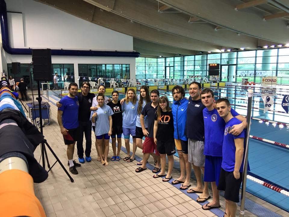 Risultati e foto del Campionato FSSI di Nuoto svoltosi a Fabriano