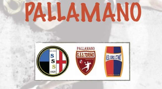 9 Aprile, San Donato Milanese (MI). Campionato FSSI di Pallamano
