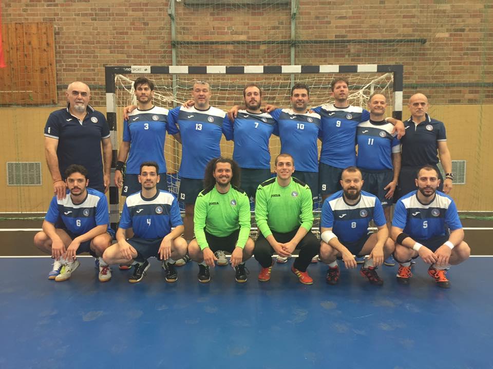 Deaf Handball 2016 – Italia vs Serbia 12-36