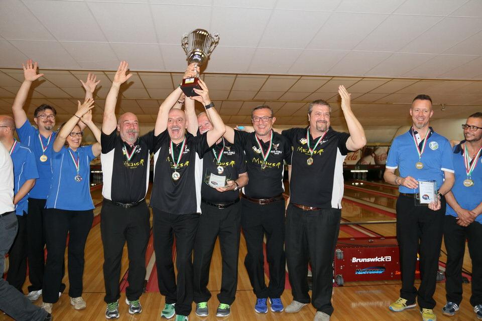 Risultati e foto del Campionato FSSI di Bowling M/F svoltosi a Roma