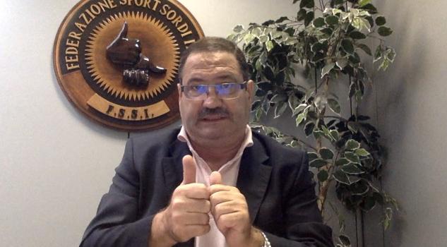 Videomessaggio del Presidente FSSI