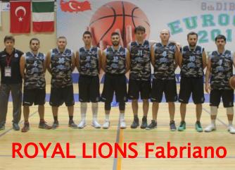 Relazione, risultati e foto dell'8th European Cup Club Deaf Basketball a Istanbul