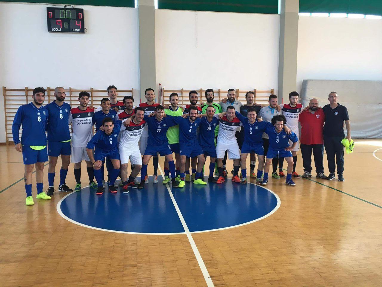 1^ stage Nazionale Calcio A5 Maschile