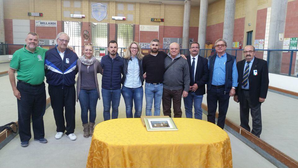 Relazione, risultati e foto del Campionato FSSI di Bocce Sintetiche svoltosi a Padenghe
