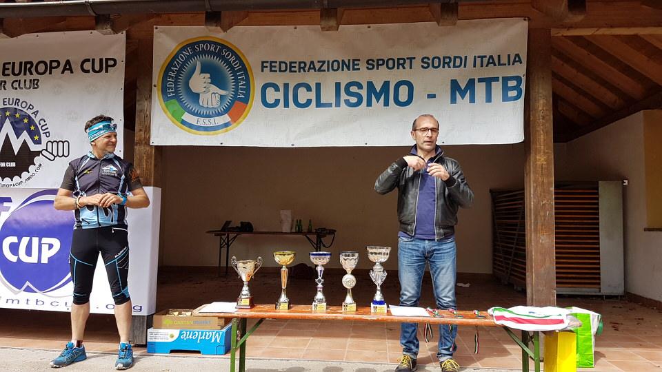 Risultati e foto del Campionato FSSI di MTB svoltosi a Appiano