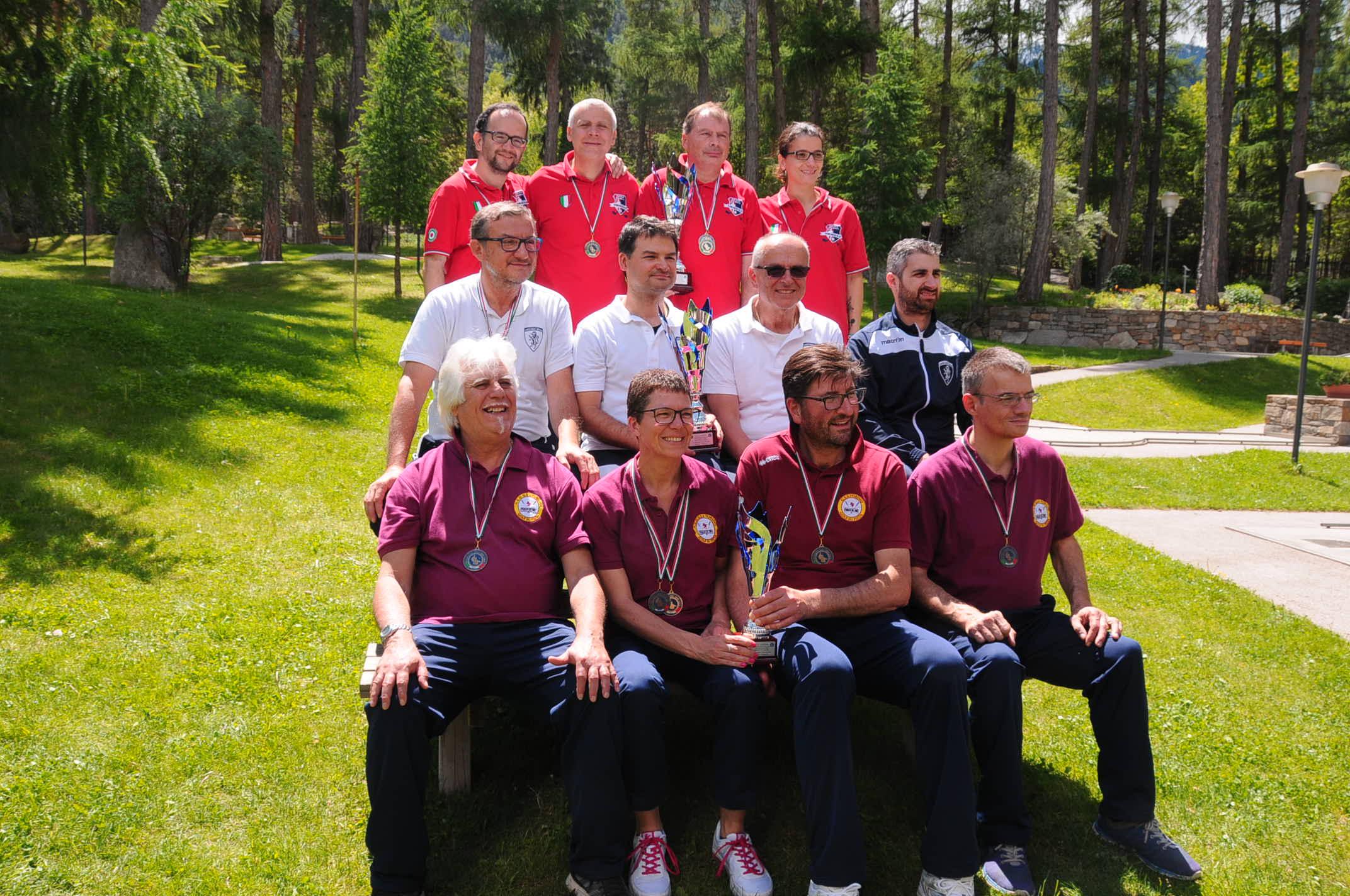 Risultati e foto del Campionato FSSI di Golf su Pista svoltosi a Naturno
