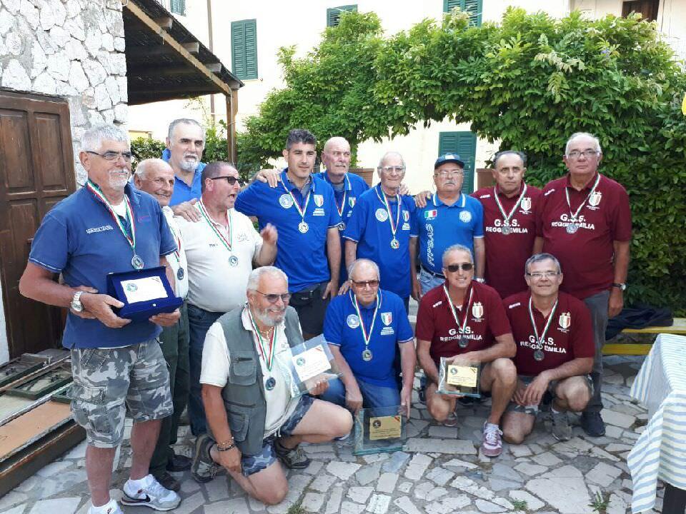 Relazione, risultati e foto del Campionato FSSI di Pesca Sportiva svoltosi il 27 Maggio