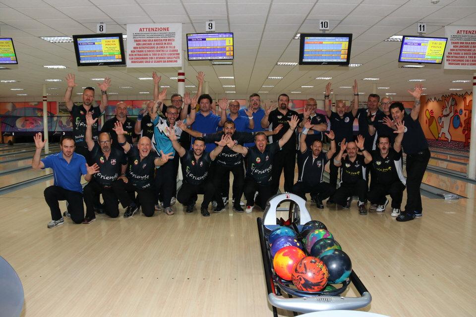 """Risultati e foto del Campionato FSSI di Bowling """"Tris"""" svoltosi a Triggiano (BA)"""
