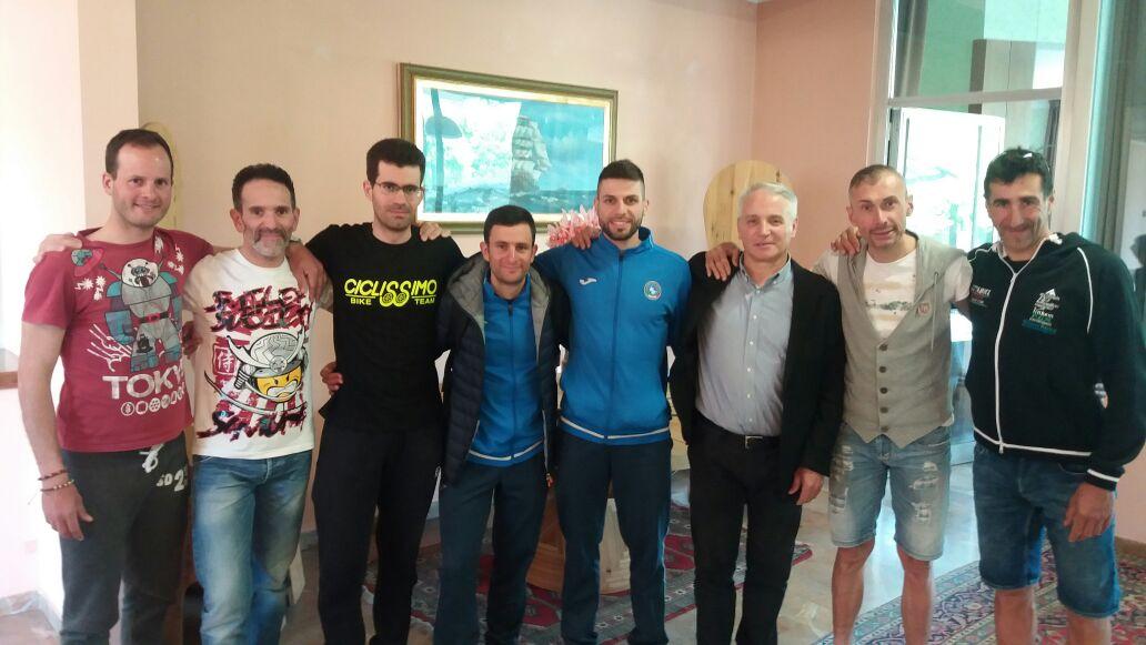 Relazione e foto del raduno collegiale di Ciclismo svoltosi a Capannori
