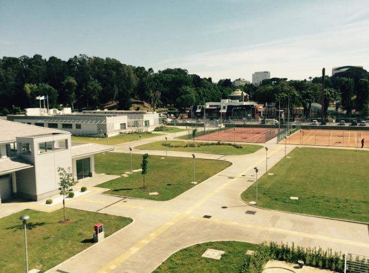 Roma, ore 17:30 cerimonia di inaugurazione del centro di Preparazione Paralimpica