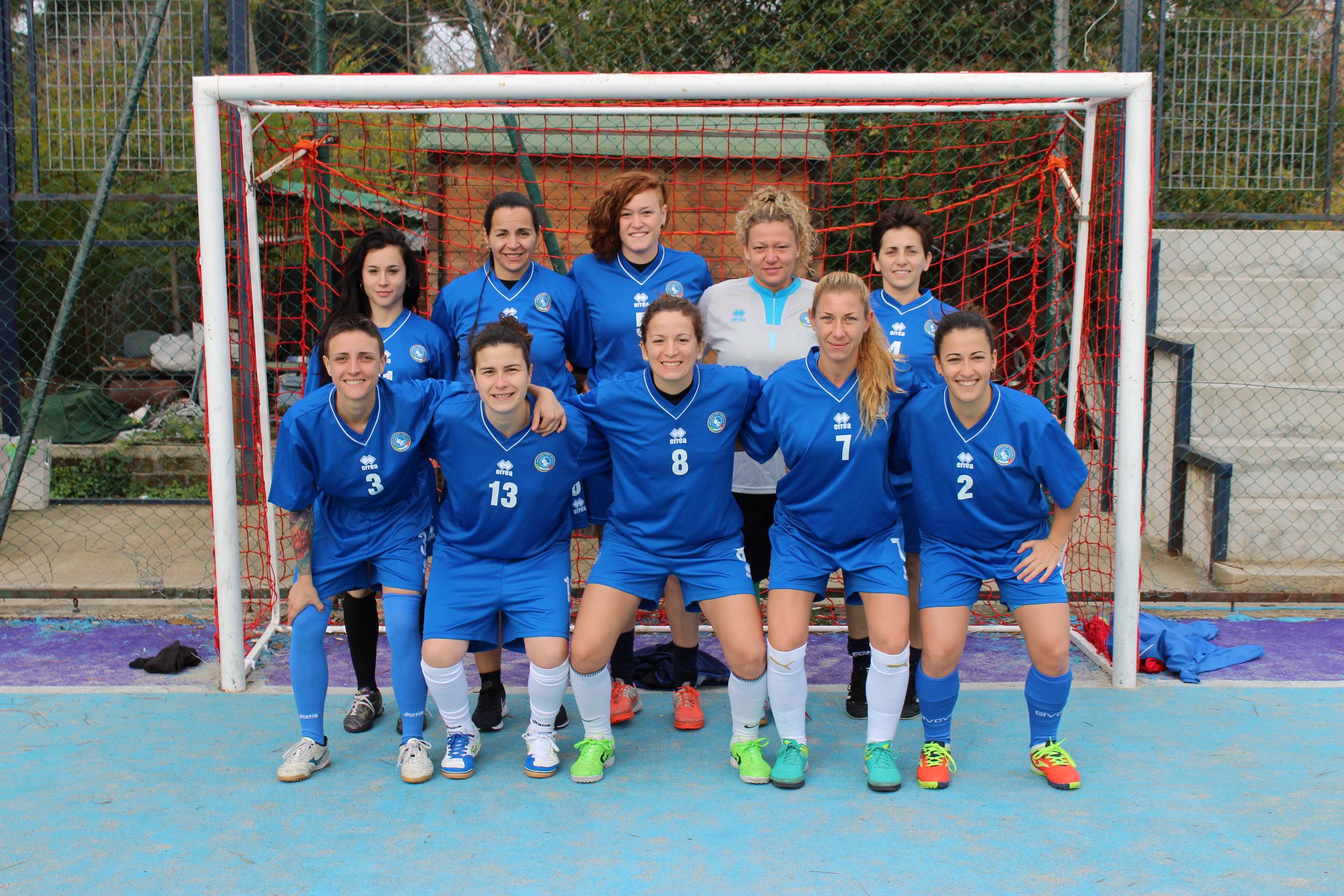 Relazione e foto del raduno della Nazionale di Calcio A5/F