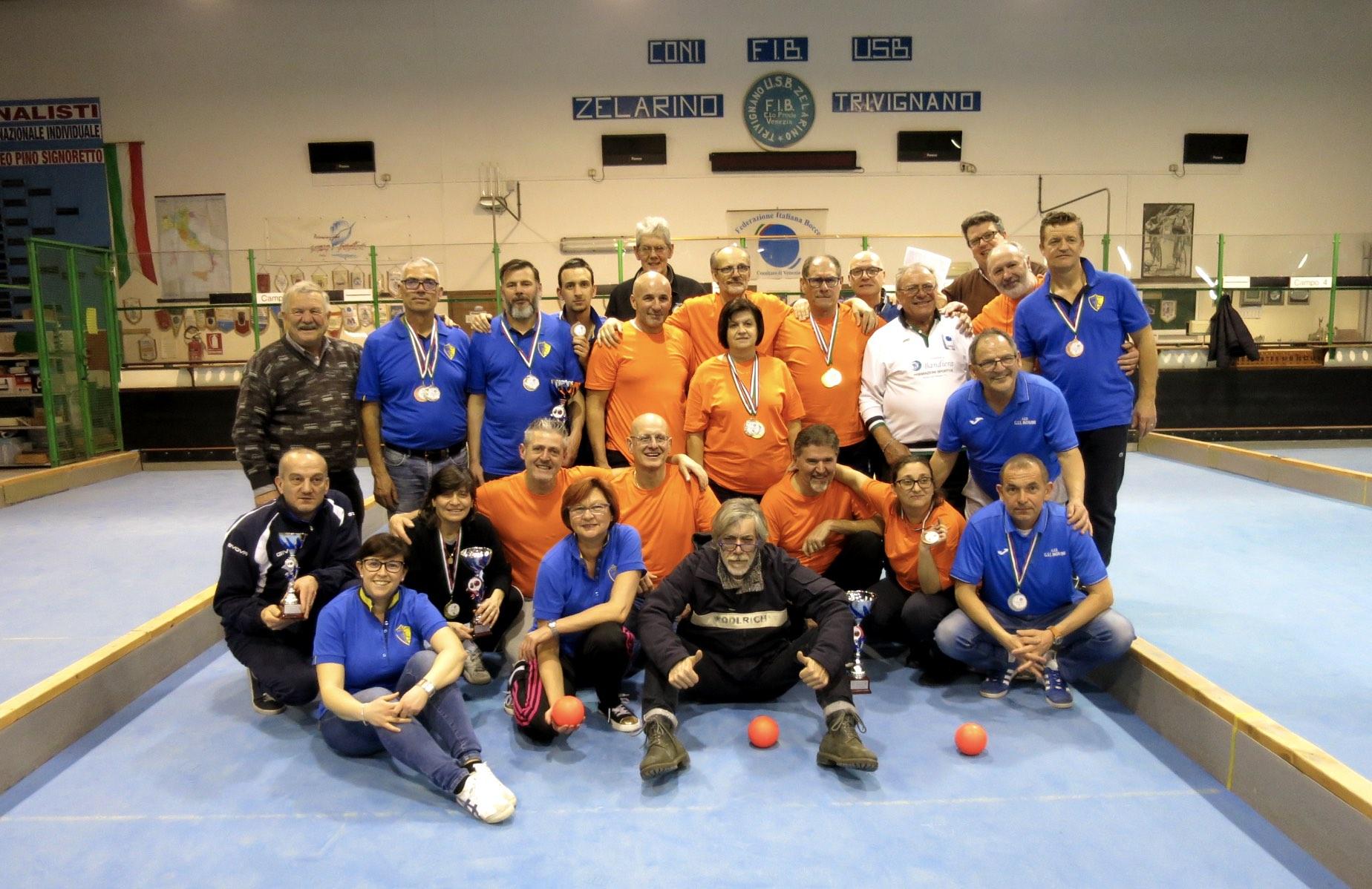Risultati e foto del Campionato Regionale FSSI di Bocce Sintetiche