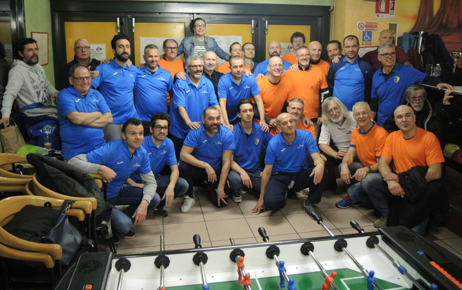 Risultati e foto del Campionato Regionale FSSI di Calciobalilla svoltosi a Rubano