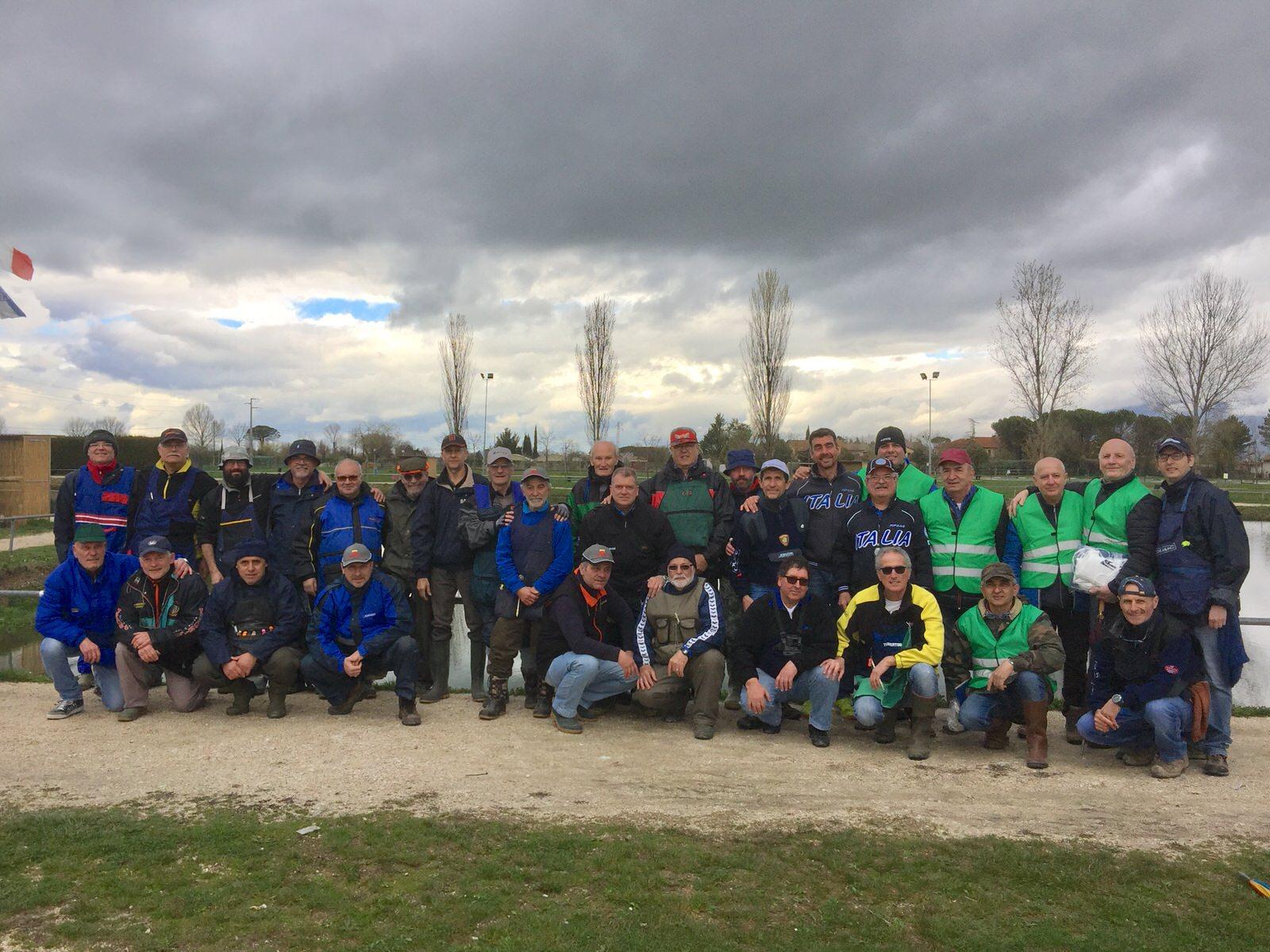 Risultati e foto del Campionato FSSI di Pesca Sportiva svoltosi a Trevi (PG)