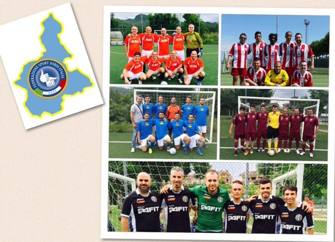 Risultati del Campionato Regionale FSSI Piemonte di Calcio A5