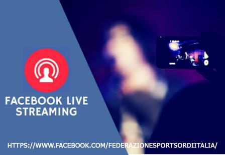 Diretta streaming della Coppa Italia FSSI di Pallacanestro