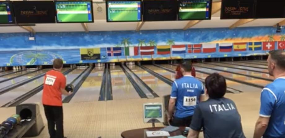 11TH EC Bowling M/F a Monaco – Intervista agli azzurri della Nazionale di Bowling