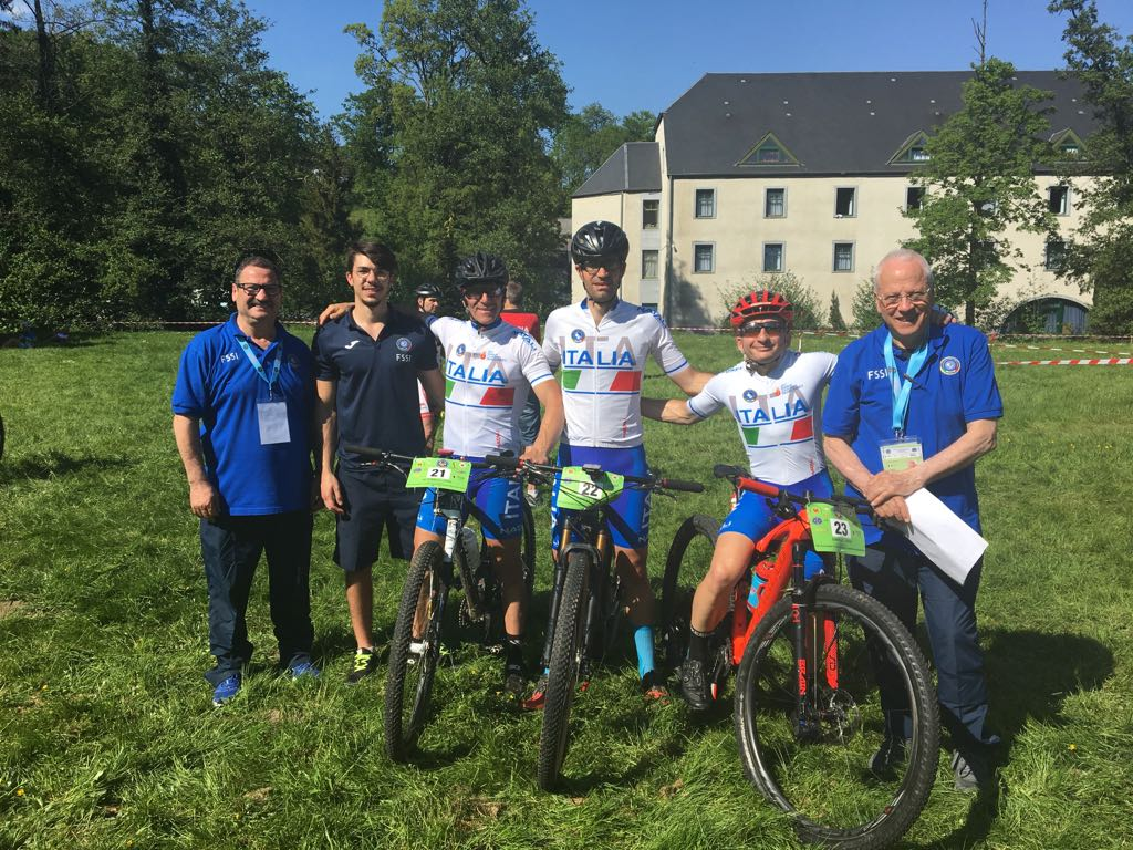 4th EC Mountainbike, Anhee (BEL) – Martedì 8 Maggio 2018