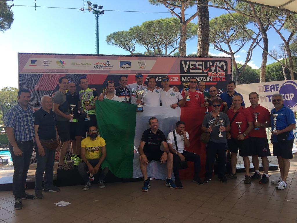 Relazione, risultati e foto del Campionato FSSI di MTB Marathon svoltosi il 20 Maggio 2018
