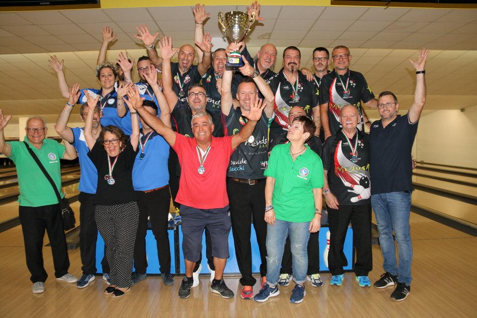 Campionato FSSI e Coppa Italia di Bowling M/F svoltosi il 15-17 Giugno presso il Centro Bowling a Bagheria (PA)
