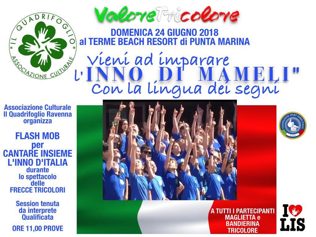 23-24 Giugno, Punta Marina Terme (RA). Valore Tricolore