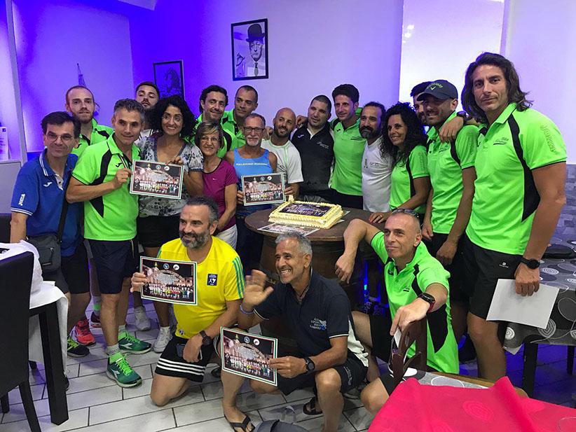 Campionato FSSI di Atletica Leggera svoltosi il 7 Luglio a Marcianise