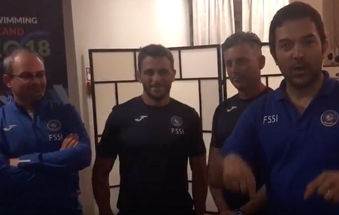 12th EC Swimming M/F a Lublin – Videorelazione della prima giornata