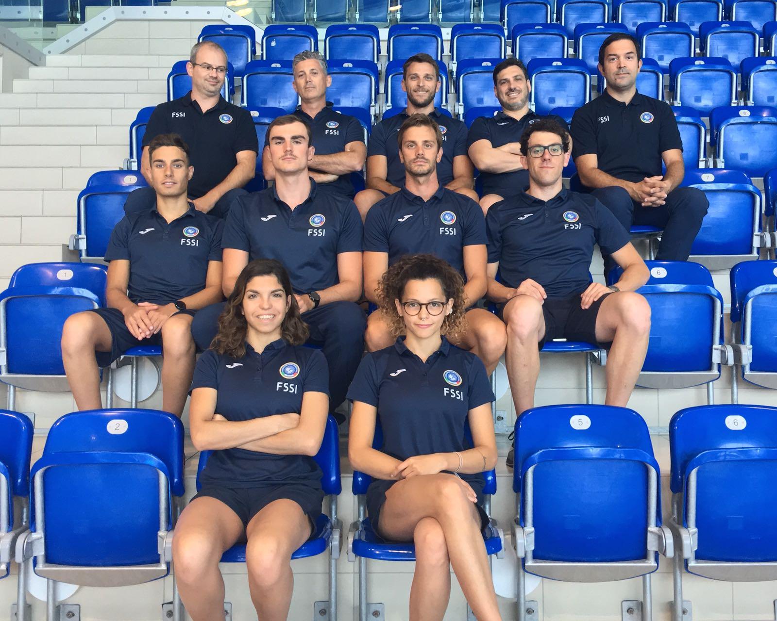 12th EC Swimming M/F a Lublin – Luca Germano conquista la medaglia d'argento