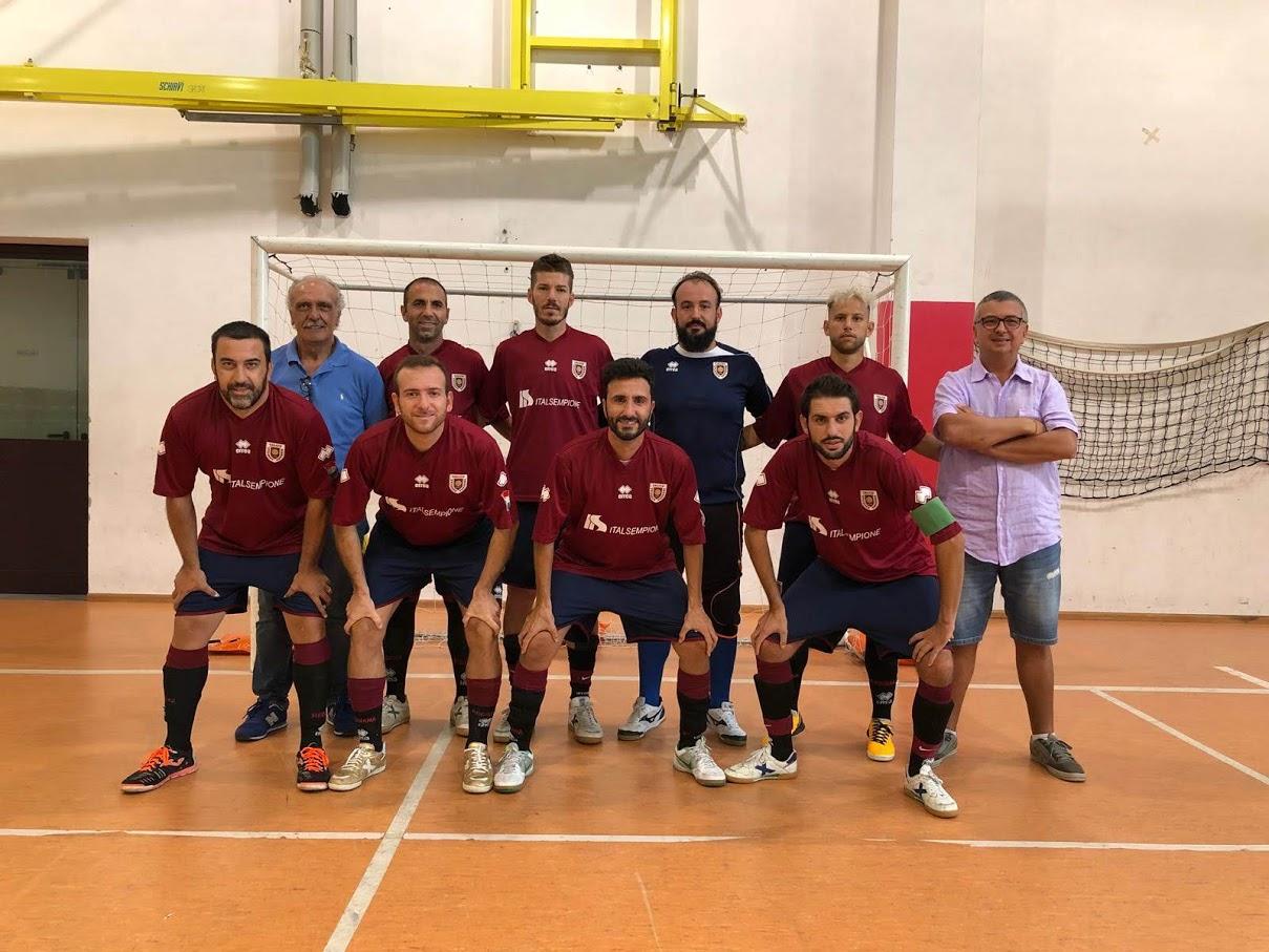 Risultati e foto del Campionato Regionale FSSI E. Romagna di Calcio A5