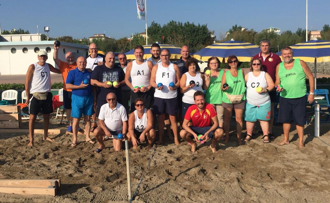 Risultati e foto del Campionato FSSI di Beach Bocce svoltosi l'8 Settembre