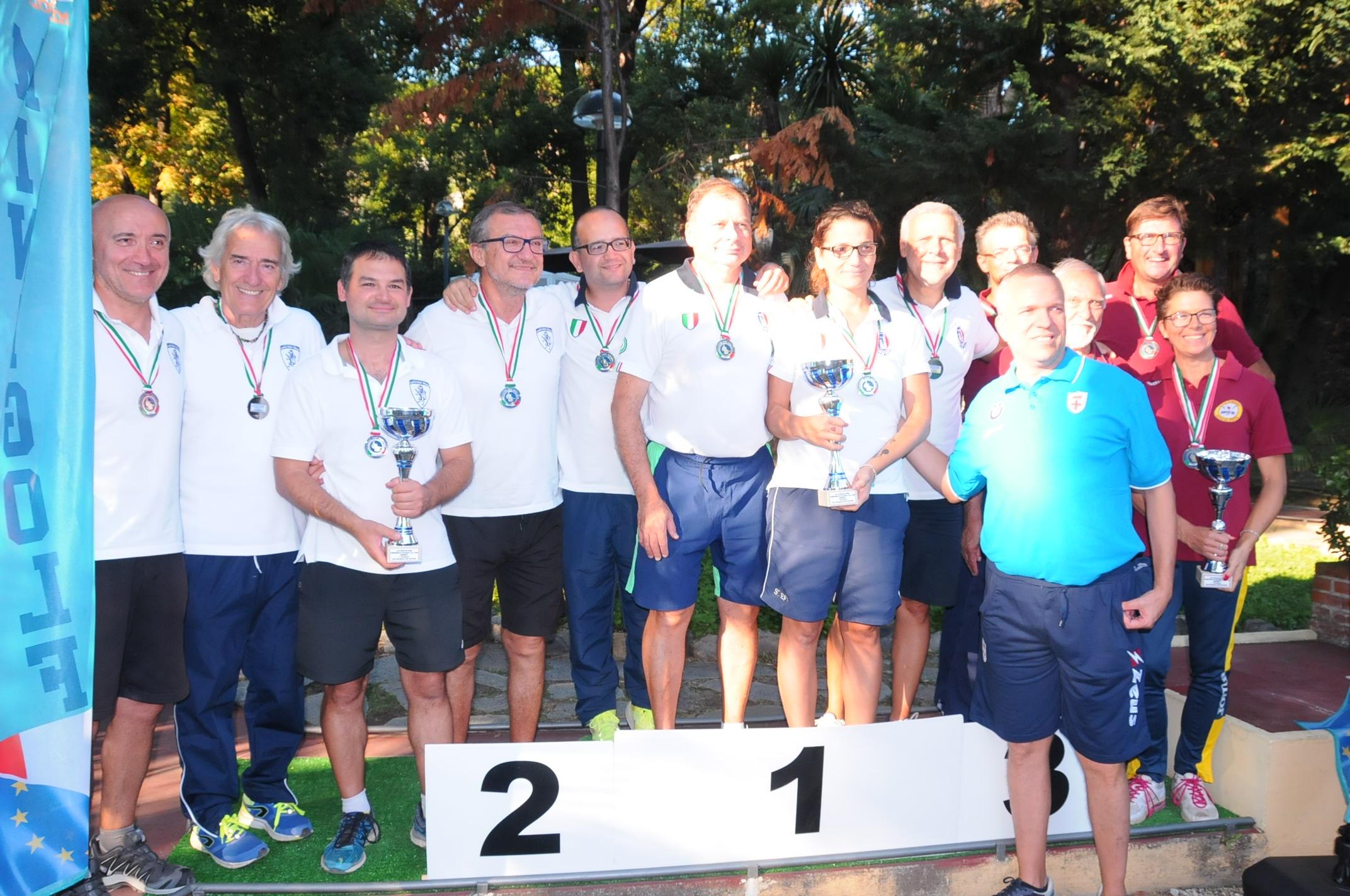 Risultati e foto del Campionato FSSI di Golf su Pista svoltosi il 30 Settembre