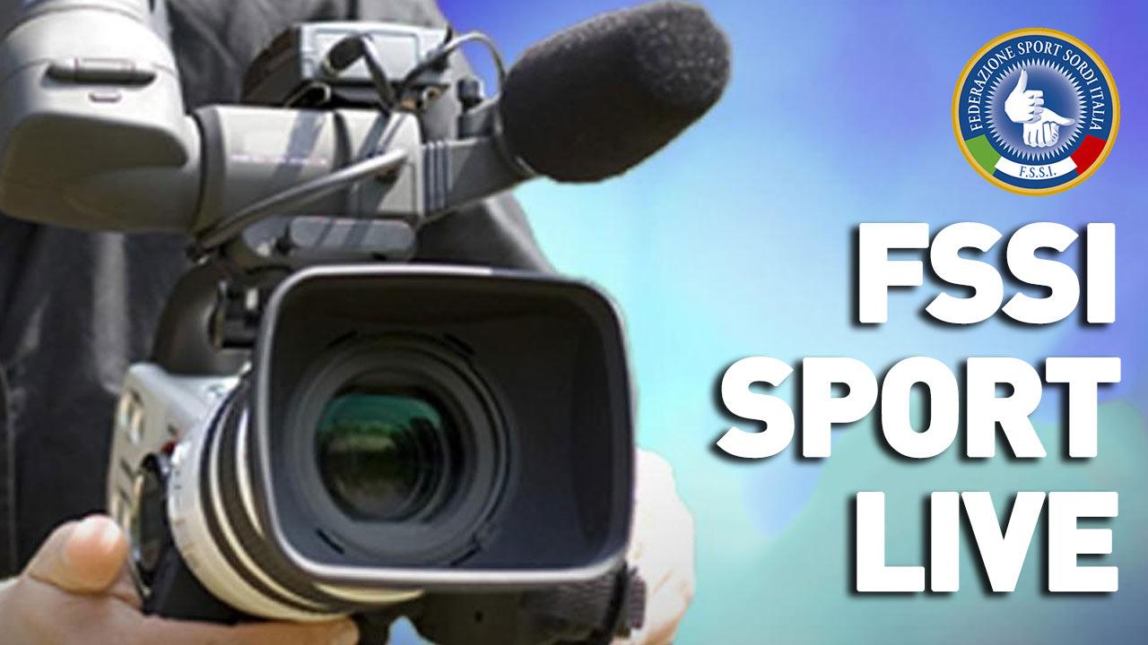 Diretta Live delle partite del Campionato FSSI di Calcio A5