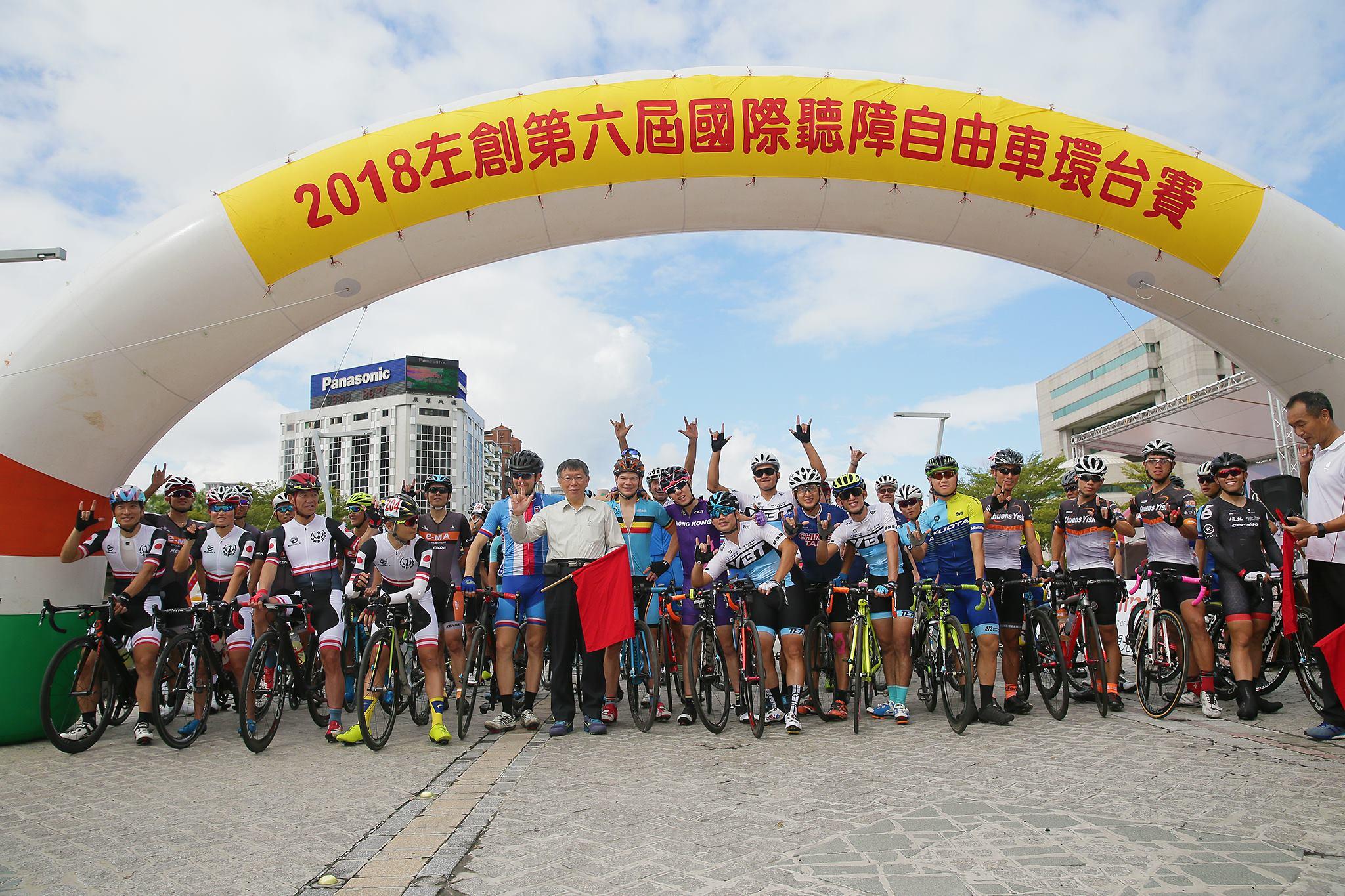 L'atleta azzurro Luigi Cucco conquista il quarto posto a Formosa (Taipei)