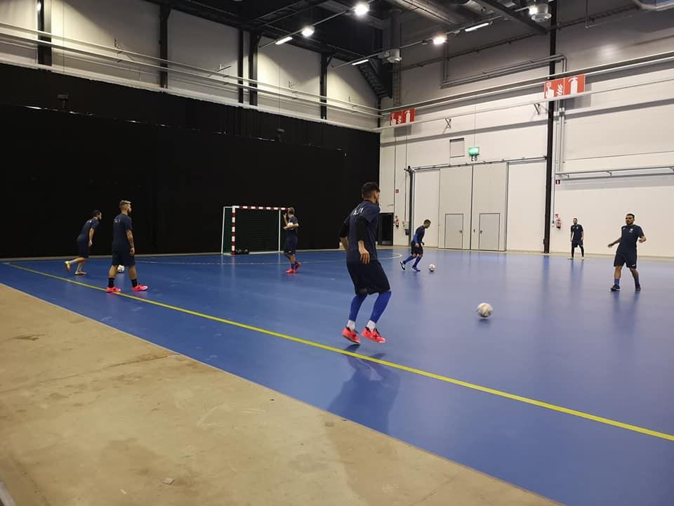 Informazioni e orari sulle partite della Nazionale di Calcio A5 a Tampere (FIN)