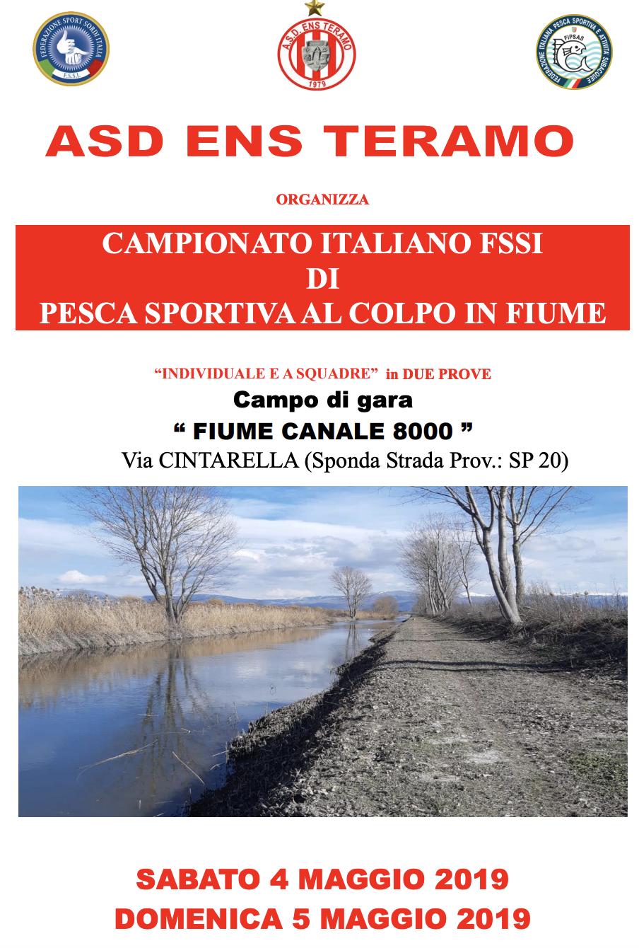 Calendario Gare Pesca Al Colpo 2020.Pesca Sportiva Colpo Fssi