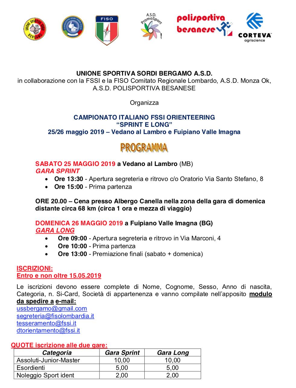 Calendario Gare Pesca Al Colpo 2020.Fssi Calendario Attivita Fssi 2018 2019