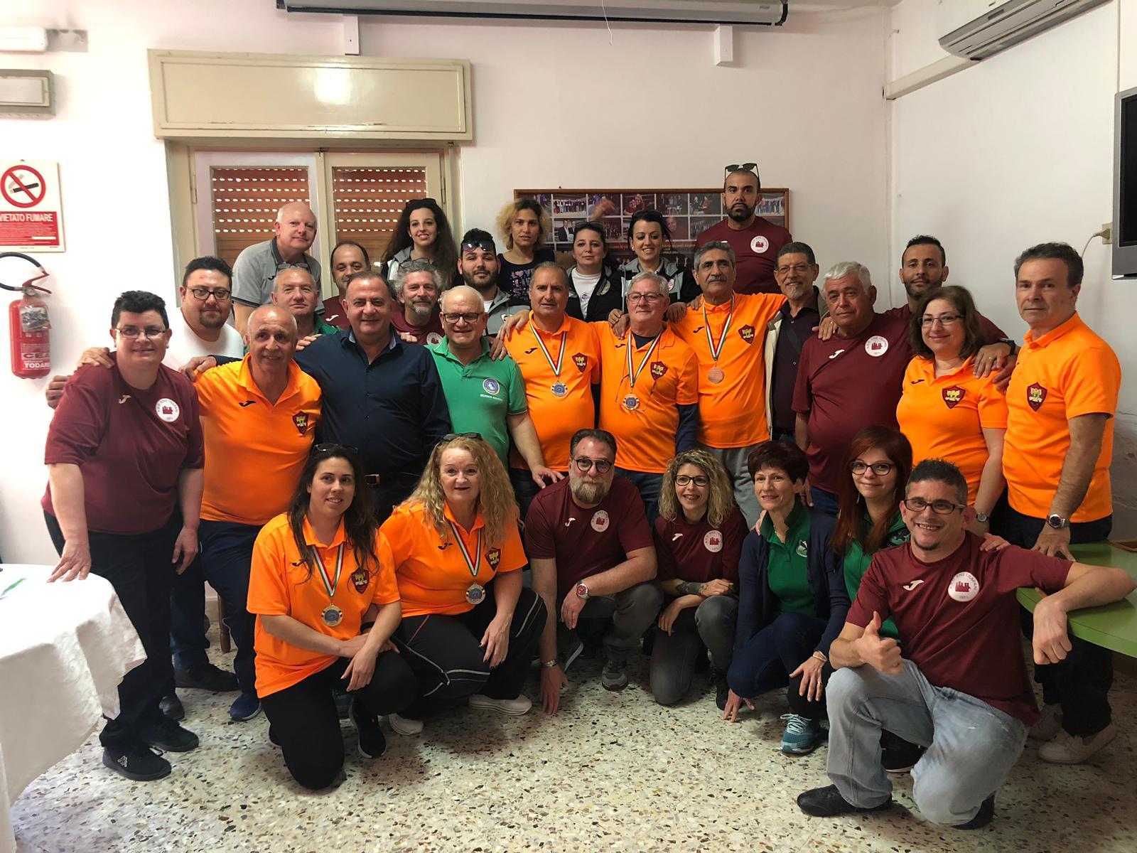 Risultati e foto del Campionato Regionale FSSI di Dama svoltosi a Trapani (TR)